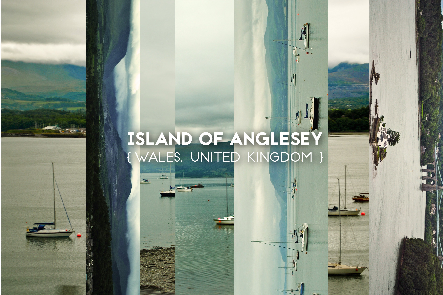 Island of Anglesey, Wales