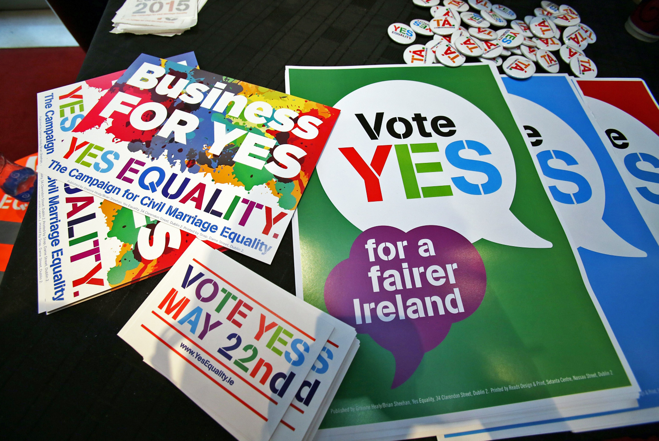 Ireland Marriage Referendum 2015